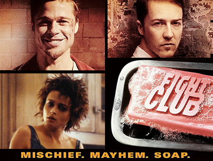 Fight Club cover art