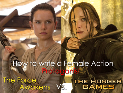 How to write a Female action protagonist.