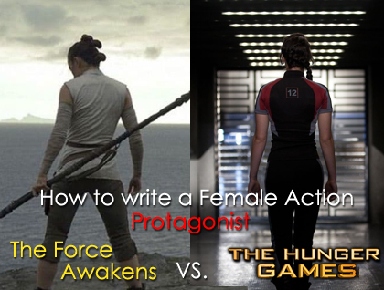 How to write a Female action protagonist part 2.