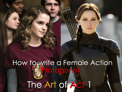 How to write a Female Action Protagonist part 3.