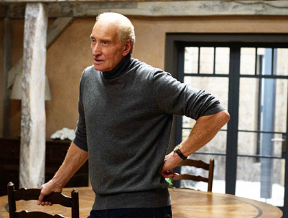 Charles Dance as Stephen Traynor.