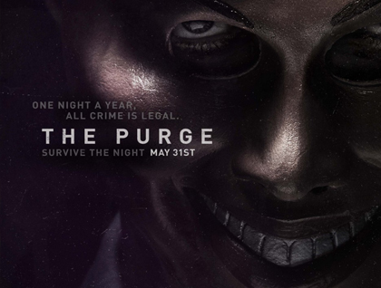 The Purge cover art