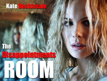 The Disappointments Room cover art