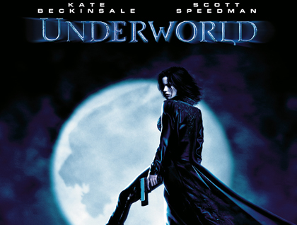 Underworld cover poster.