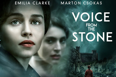 Voice from the stone cover art